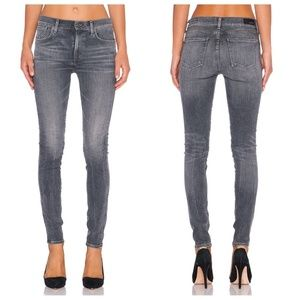 A GOLD E Sophie Rockport Grey Jeans 28